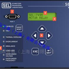 SEL-749M电机继电器代替单相机电电机保护