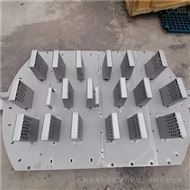 新型垂直筛板塔盘工作原理及技术特点