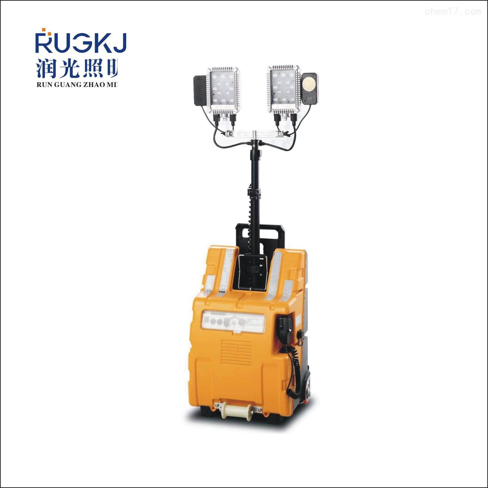 润光照明FW6128-多功能移动照明系统厂家