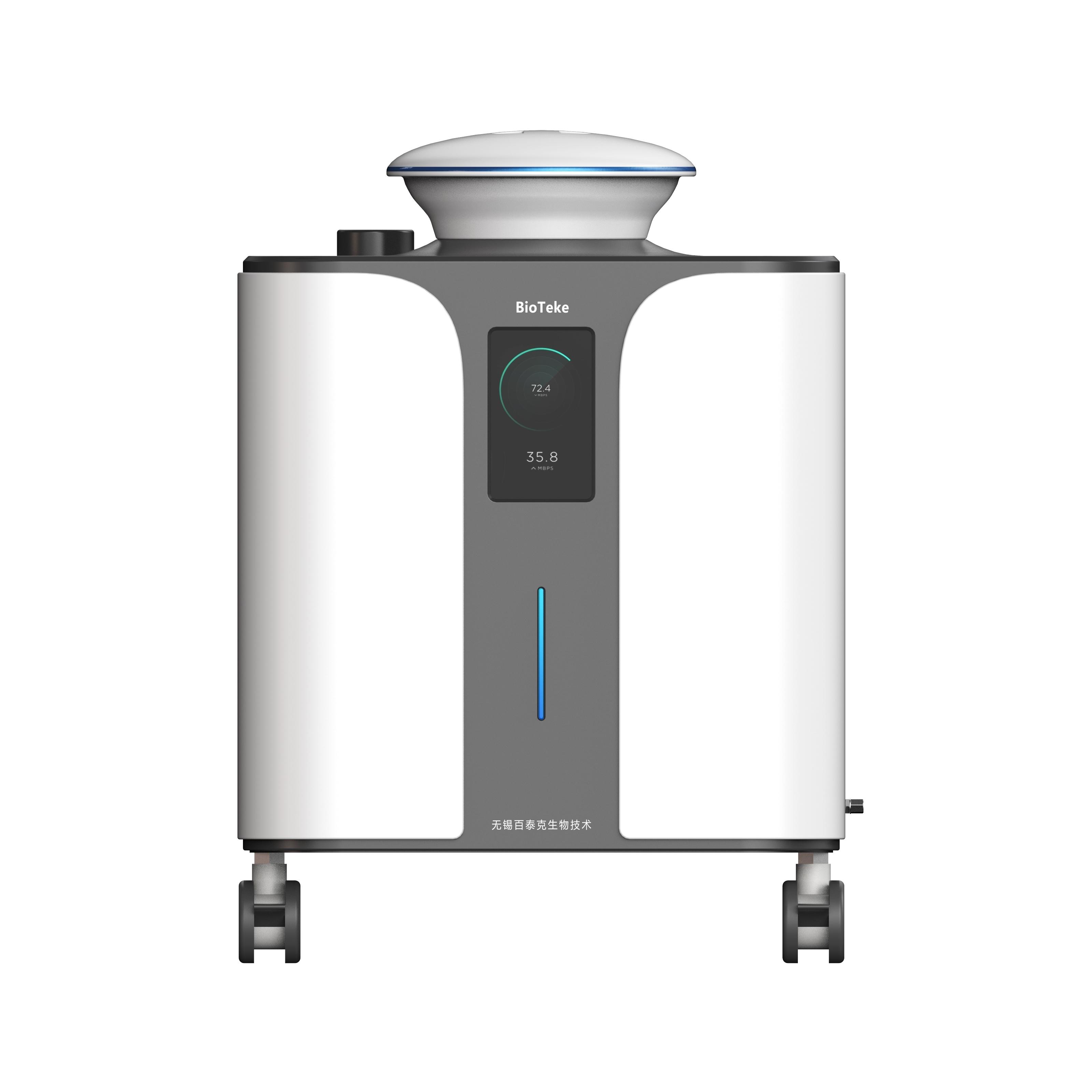 過氧化氫滅菌機器人