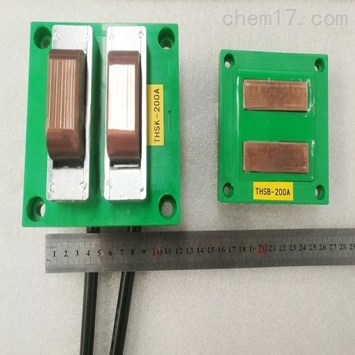 AGV电池充电刷板刷块