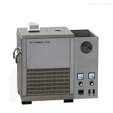 双联制冷蒸馏测定仪 石油产品蒸馏试验器