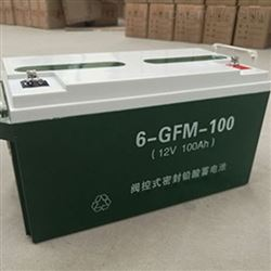 6-THDQ-100锂电池