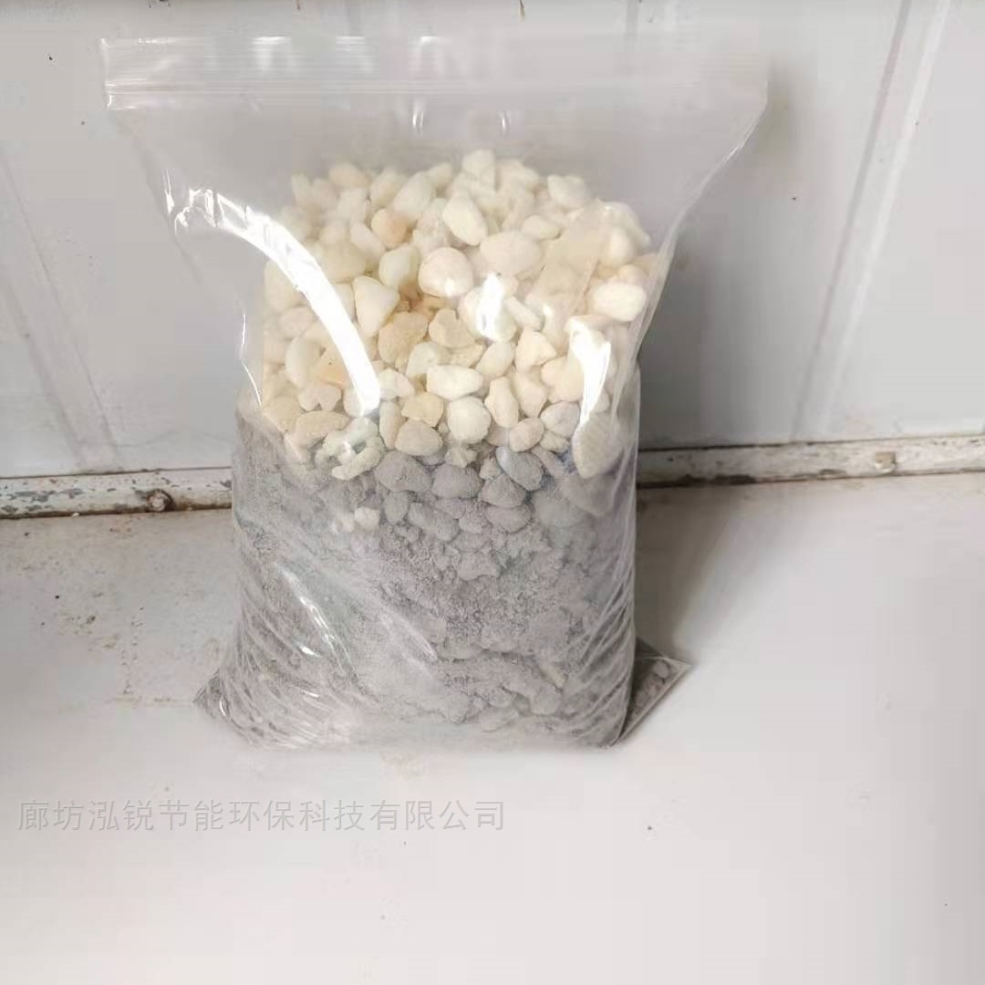 干拌轻集料LC65泡沫混凝土砂浆回填