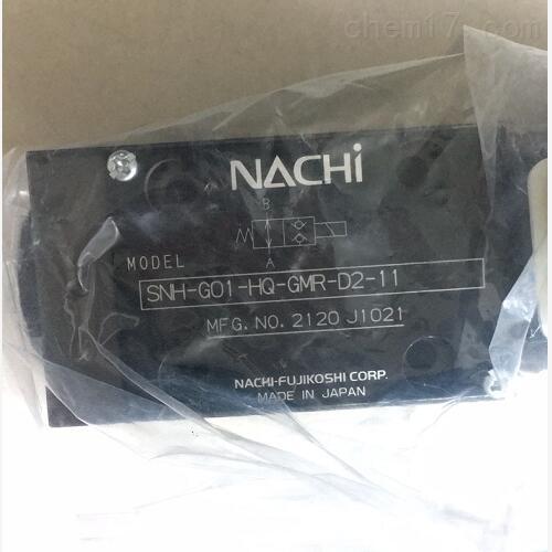 进口不二越减压阀,NACHI主要特性