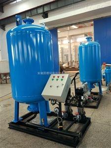 地暖稳压设备选固德牌定压补水装置