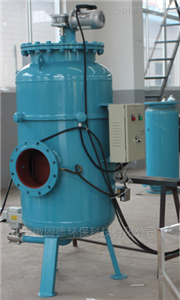重庆全程水处理器主要技术特点