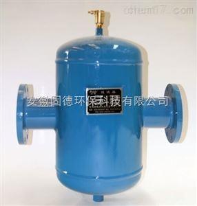 螺旋除污器的微泡排气除污装置区别