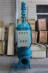 潍坊刷式自清洗过滤器厂家原理