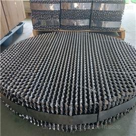 不锈钢板波纹填料250Y金属波纹规整填料选型