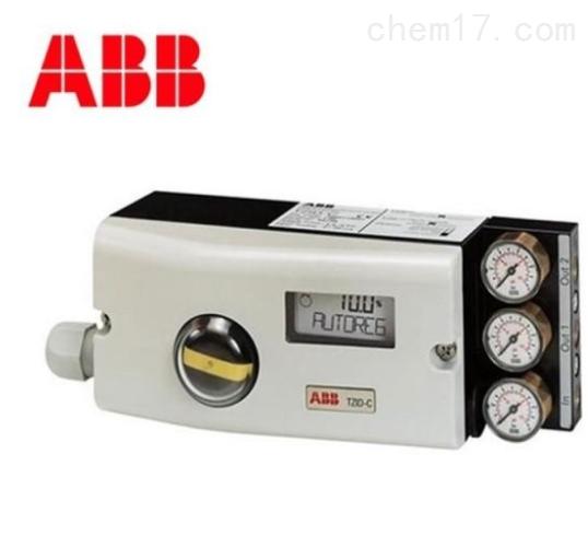 ABB阀门定位器