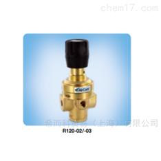 希而科优势供应AirCom R120系列压力调节器