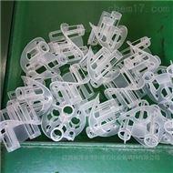 废气净化塔填充料DN76聚丙烯PP海尔环填料