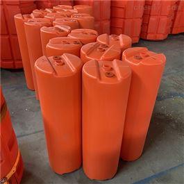 FT300*1000塑料拦污浮筒自浮于水面拦截垃圾