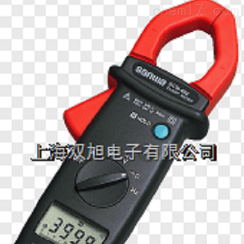 DCM400钳形数字万用表