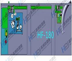 PVC粉产线取样系统HF-180