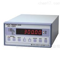 日本TKK数显压力表DG900系列