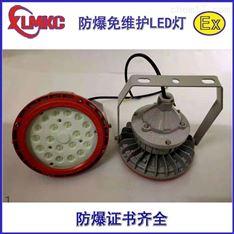 纳米100W圆形LED防爆灯