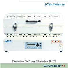 韩国大韩DAIHAN可编程管式马弗炉代理商价格