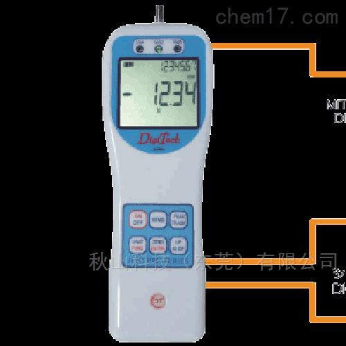 日本dt digitech具有位移控制功能的测力计