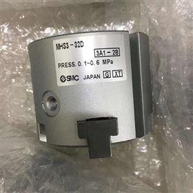 MY1M32-800L进口日本SMC气缸MHS3-32D-M9BL