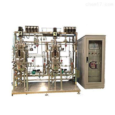GS8100型/GS9000型广世多级多联不锈钢发酵罐50-10000升