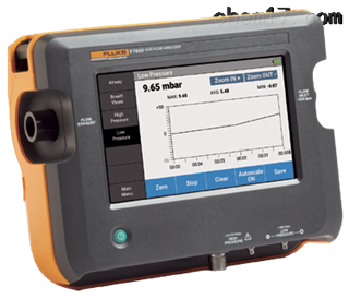 Fluke Biomedical VT650 气体流量分析仪