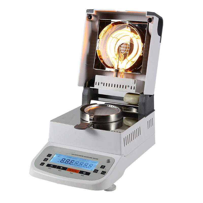 聚天冬氨酸固含量检测——BOS-180A水分仪