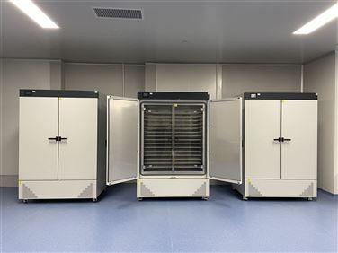 扬州联亚药低温培养箱项目