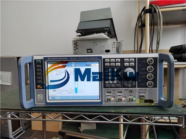 SMW200A信号源维修案例