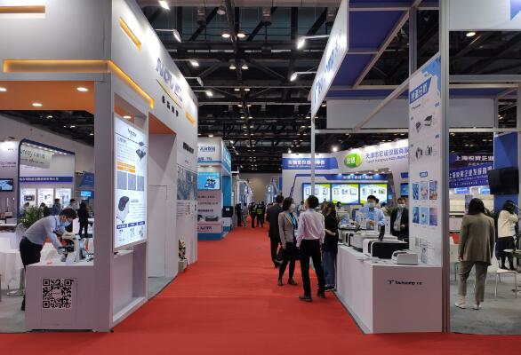 CISILE2021在北京拉开帷幕 一起感受科学仪器魅力