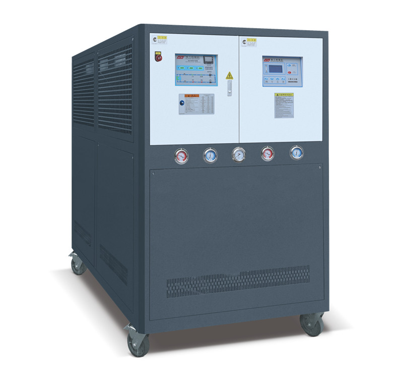 冷热一体模温机在化工领域的应用