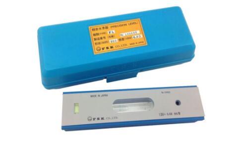 分享日本FSK精密平行条式水平仪的检测方法