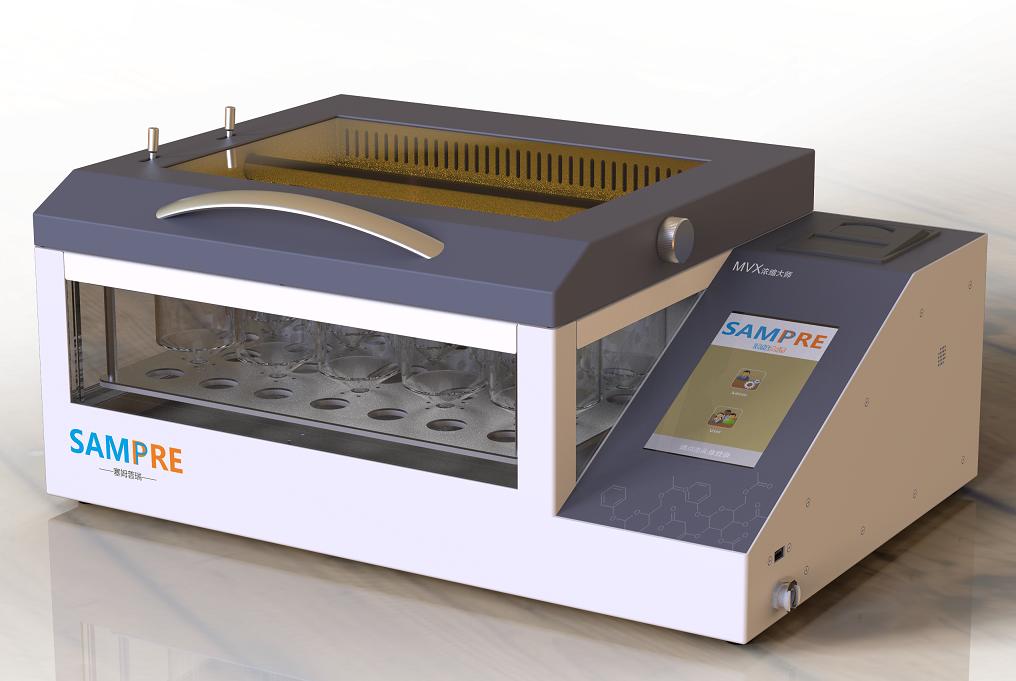 SAMPRE/塞姆普瑞全自动氮吹定量平行浓缩仪 诚招区域独家代理商