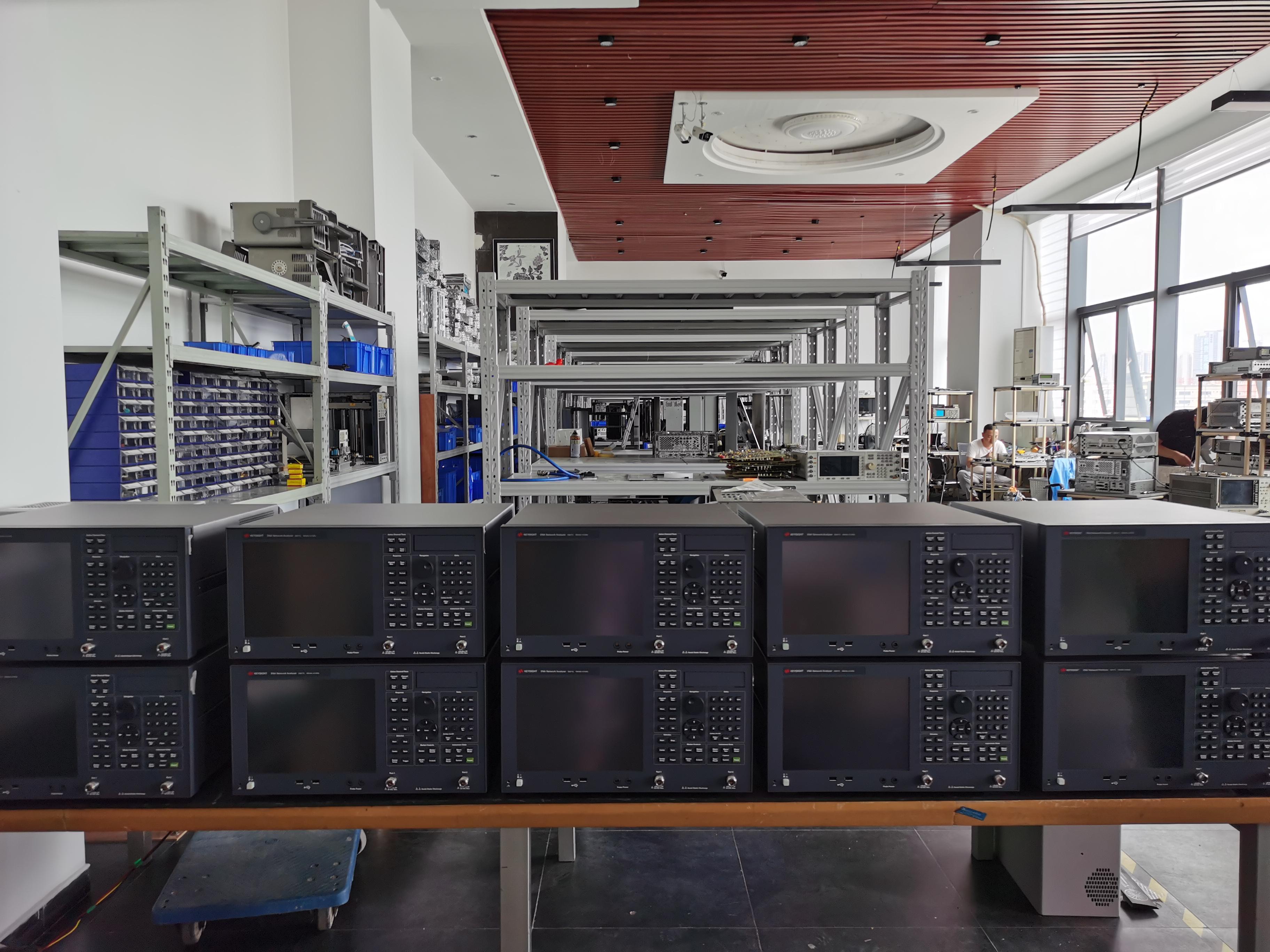 网络分析仪E5071C租赁综合服务