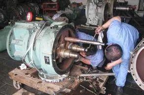 螺杆式制冷空调压缩机出现故障,维修方法教给你!