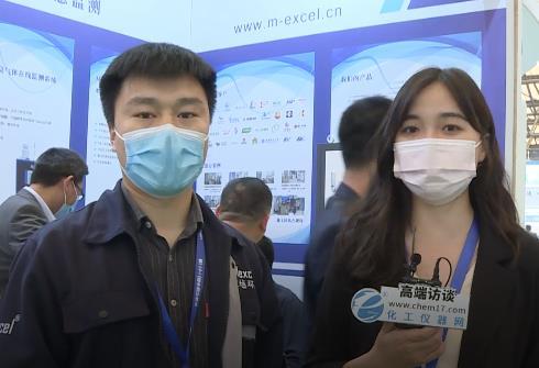 上海麦越亮相IE expo China 2021
