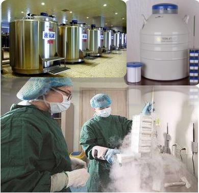 洁净室液氮罐