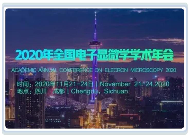 DENSsolutions原位新技术亮相2020年电子显微学学术年会
