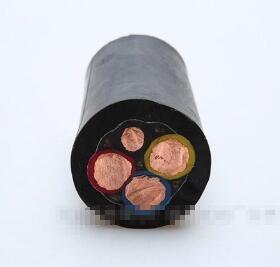YC-J钢丝加强型电缆