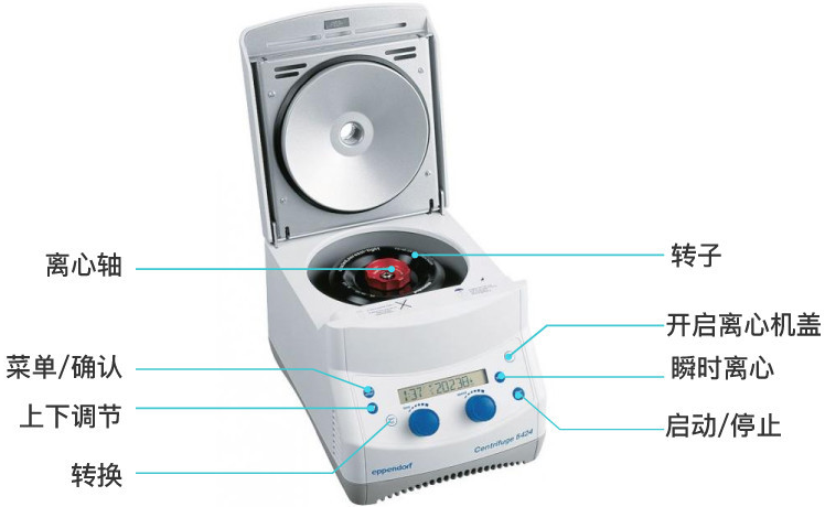 台式低速医用离心机DT5-2B