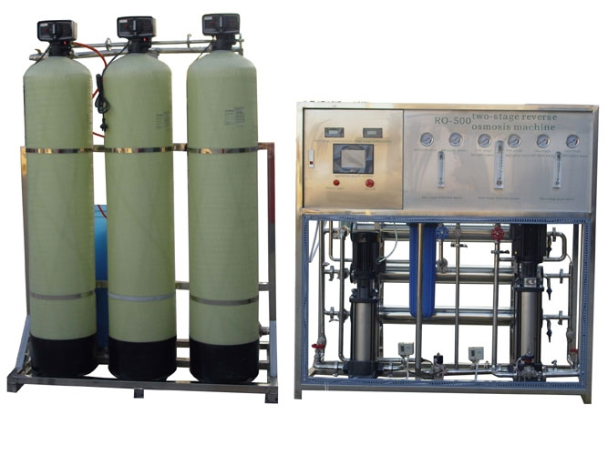 中小型工业纯水处理设备