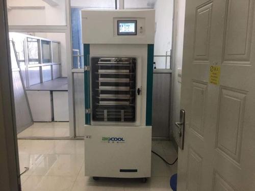 中国医科大学药学院采购博医康Pilot10-15M冻干机 来源:www.boyikang.com