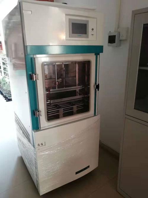华南农业大学采购博医康Pilot3-6M冻干机 来源:www.boyikang.com