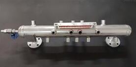 电接点水位计测量筒