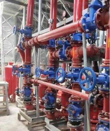 BDF装配式地埋消防箱泵一体化