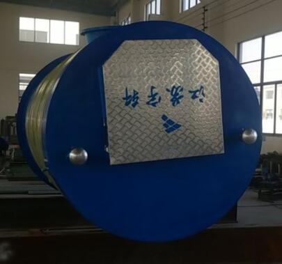 智能型一体化污水提升泵站