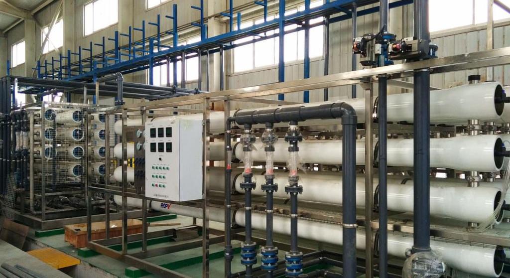 一体化工业纯水设备