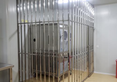 胡曼诊断采购博医康Pilot5-8T冻干机  来源:www.boyikang.com