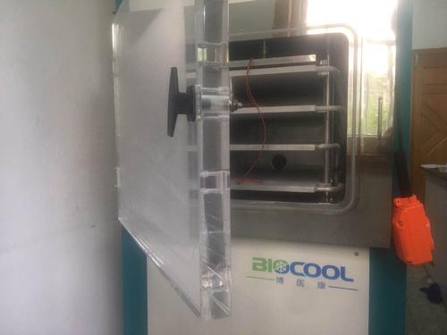 滁州市环境监测站采购博医康Pilot5-8Es冻干机   来源:www.boyikang.com
